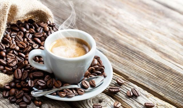 A link between coffee and weight reduction