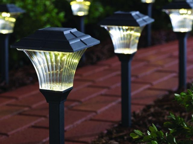 Types of outdoor lighting