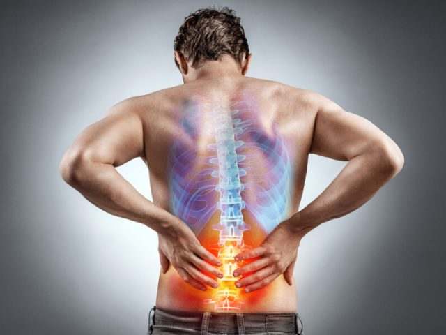 The connection between back pain and erectile dysfunction